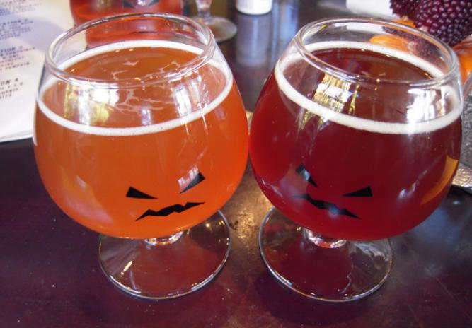 83f8b35de0b9 Where To Celebrate The Year s Scariest Halloween Beer Fests